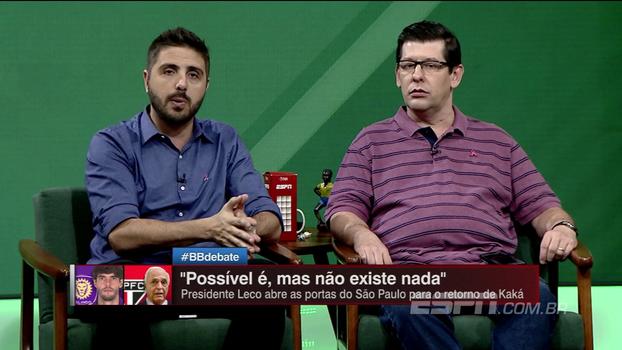 'O São Paulo conversa de forma oficial com duas empresas: Adidas e New Balance', diz Nicola