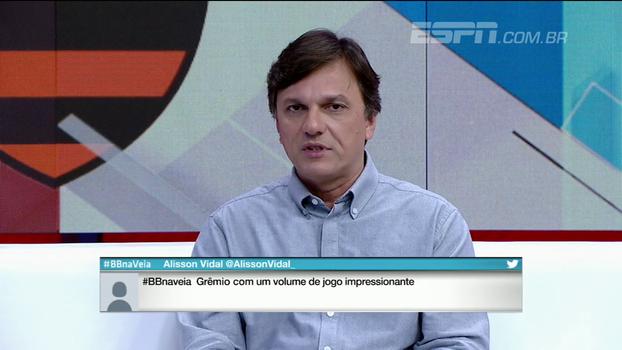Pior partida de Diego, 'Zébol', Damião 'medonho' e mais: Mauro analisa derrota do Fla para o Grêmio