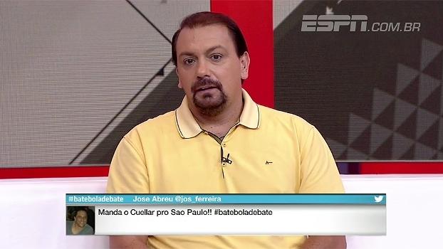 Marinho recebe oferta da China, e Alê analisa: 'Está vivendo melhor momento da carreira'