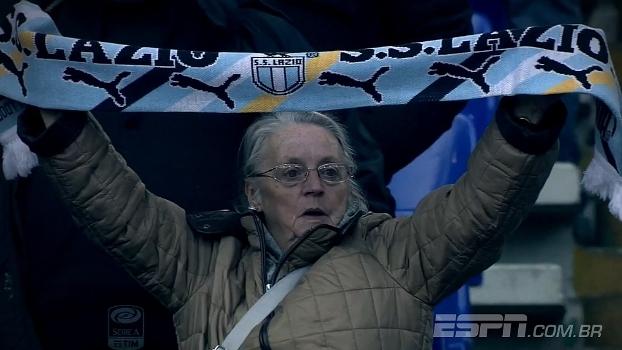 Lazio x Milan jogam nesta segunda, às 17:45, na ESPN Brasil e no WatchESPN