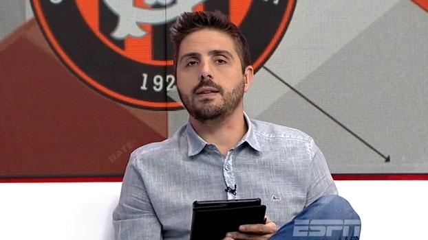 Nicola destaca evolução do Atlético-PR e projeta duelo com Fla: 'É o jogo da vida'
