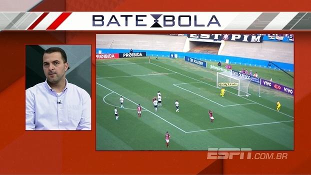 Organização defensiva e transição: Zé Elias vê similaridades entre Corinthians e Botafogo