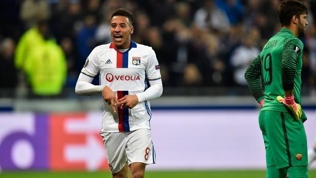 Europa League (oitavas/ida): Gols de Lyon 4 x 2 Roma