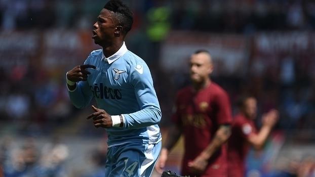 Italiano: Gols de Roma 1 x 3 Lazio