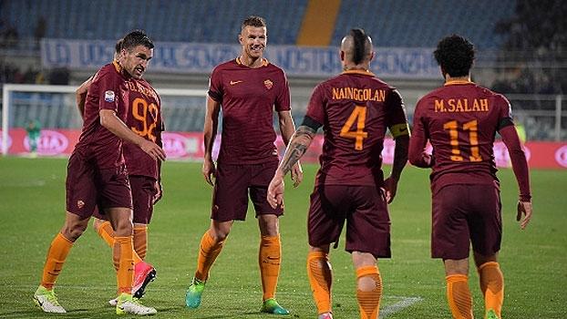 Italiano: Melhores momentos de Pescara 1 x 4 Roma