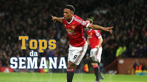 Salvador do Manchester United, Atlético de Madri arrebenta no Espanhol e poderoso Arsenal no Tops da Semana