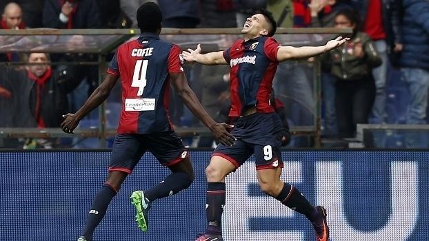 Italiano: Gols de Genoa 3 x 1 Juventus