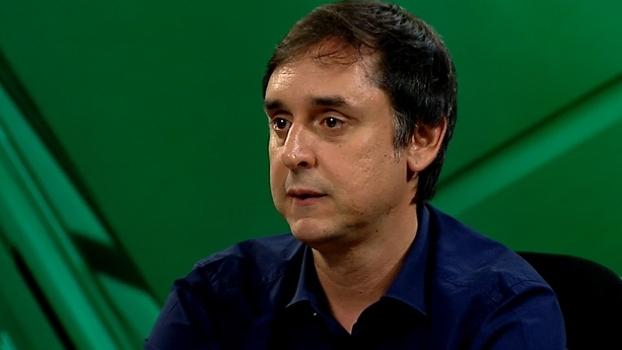 Tironi: 'Na carência do Vasco, Luis Fabiano pode ser importante'