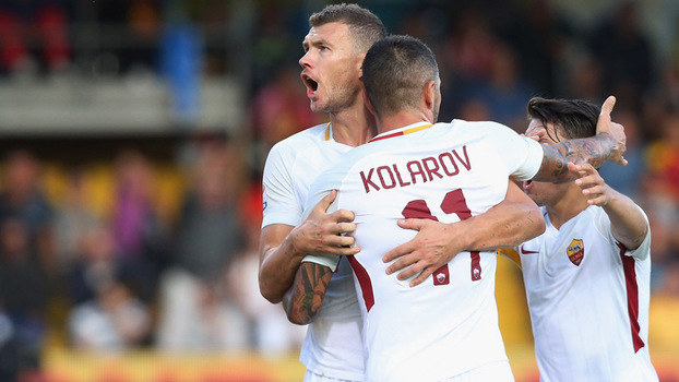 Italiano: Melhores momentos de Benevento 0 x 4 Roma