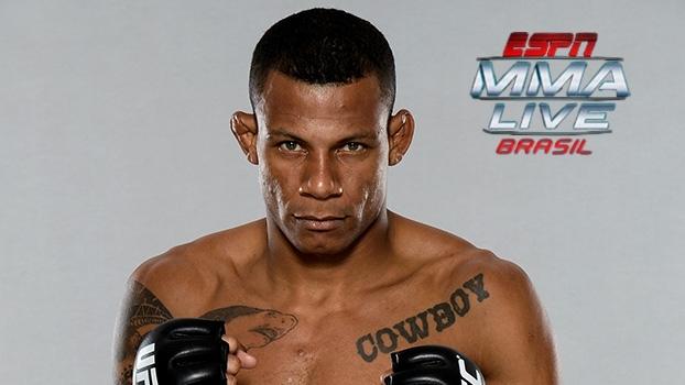 MMA Live Brasil: Brasileiro exalta adversário e se prepara para mostrar 'quem é o Cowboy de verdade' no UFC