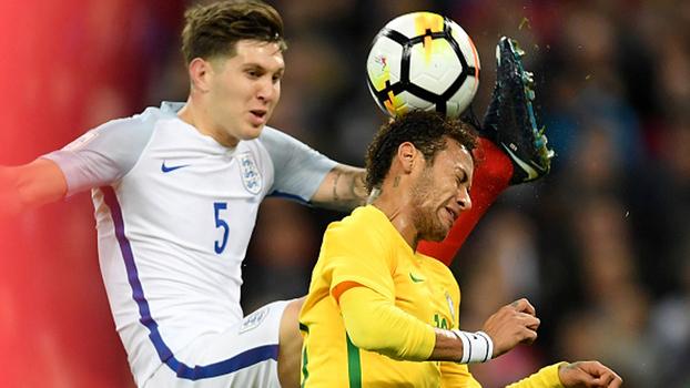 bd30d152fb Calçade analisa empate da seleção brasileira com a Inglaterra   O  desempenho merece ser questionado