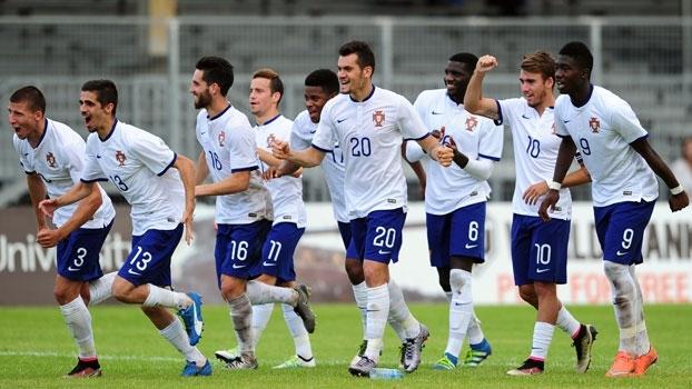 Nos pênaltis, Portugal vence República Tcheca e conquista 3º lugar no Torneio de Toulon