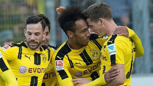 Bundesliga: Melhores momentos de Freiburg 0 x 3 Borussia Dortmund