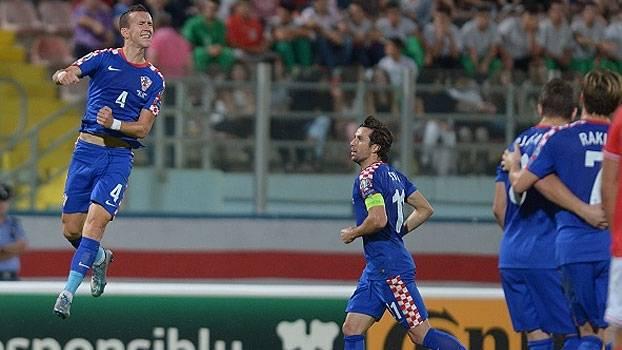 8efdbeecba Assista ao gol da vitória da Croácia sobre Malta por 1 a 0!