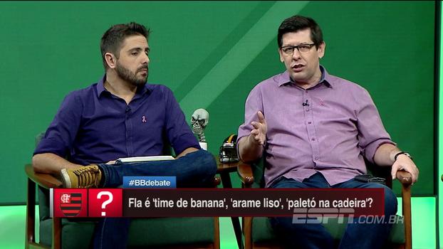 Unzelte analisa Flamengo: 'Time atual é muito bom, acima da média, mas sem líderes'