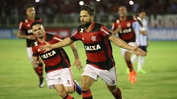Carioca: Gols de Flamengo 3 x 0 Macaé