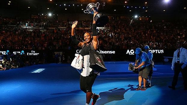 A maior tenista de todos os tempos: WTA presta homenagem a Serena Williams