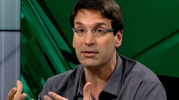 Arnaldo fala em 'falta de noção' do Fla e questiona ausência de Mancuello entre relacionados