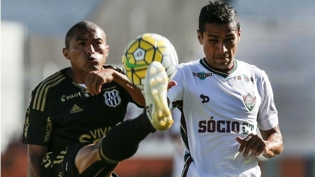 Brasileiro: Gol de Ponte Preta 1 x 0 Fluminense