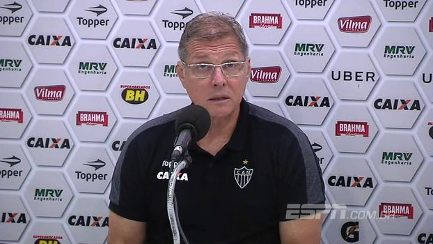 Oswaldo analisa campanha no Atlético-MG e admite torcida por Libertadores: 'É claro que vou torcer pelo Flamengo'