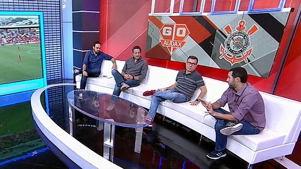 Hofman destaca entrega de Romero, mas avisa: 'Para mim, é um 2017 sem títulos para o Corinthians'