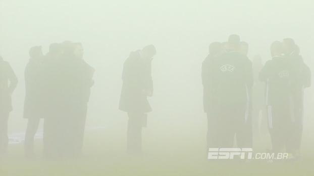 Forte neblina adia partida entre Sassuolo e Genk, pela UEFA Europa League