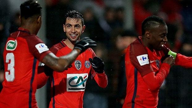Copa da França: Melhores momentos de Niortais 0 x 2 Paris Saint-Germain