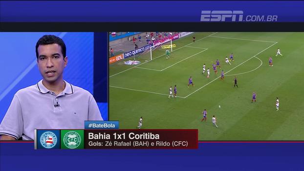 Breiller critica futebol do Coritiba e cita técnico Marcelo Oliveira: 'Precisa ser cobrado'