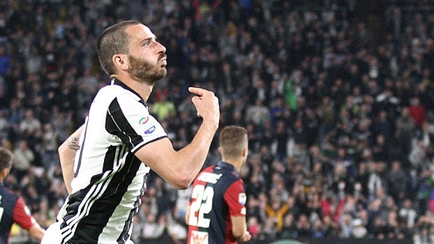 Assista aos gols da vitória da Juventus sobre o Genoa por 4 a 0!