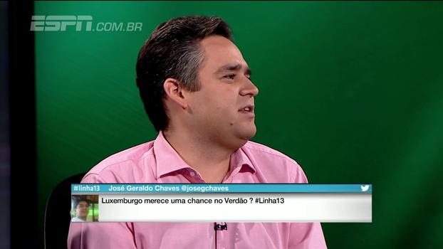 Bertozzi: 'A diretoria do Palmeiras está andando com a plaquinha escrito: sou incompetente'