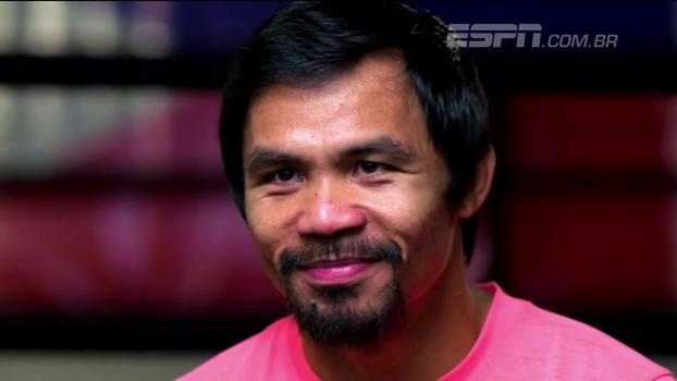 Conheça um pouco sobre a história de Manny Pacquiao, um dos maiores boxeadores da história