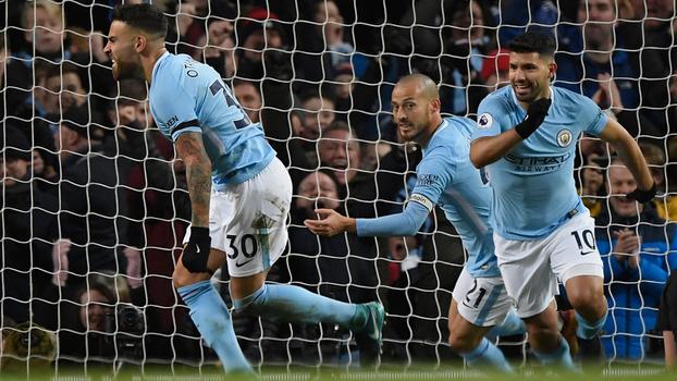 Veja os gols da emocionante virada do City por 2 a 1 contra o West Ham