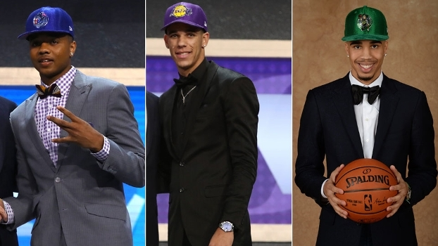 Veja os bastidores da transmissão do draft na ESPN no 'NBA Countdown Brasil'