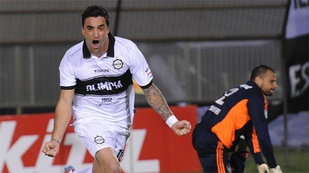 Libertadores (quartas de final - volta): Gols de Olimpia 2 x 1 Fluminense