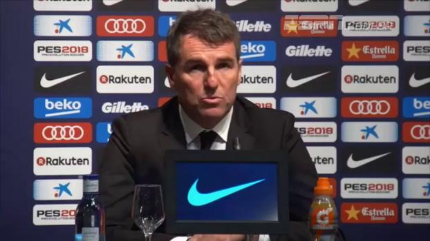 Diretor do Barça confirma negociações por Coutinho e Dembelé: 'Essa é a realidade'