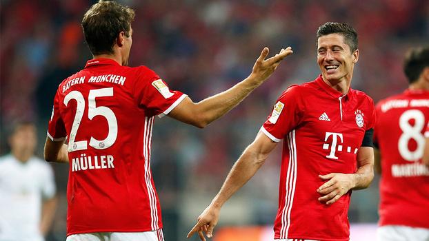 Bundesliga: Melhores momentos de Werder Bremen 0 x 2 Bayern de Munique