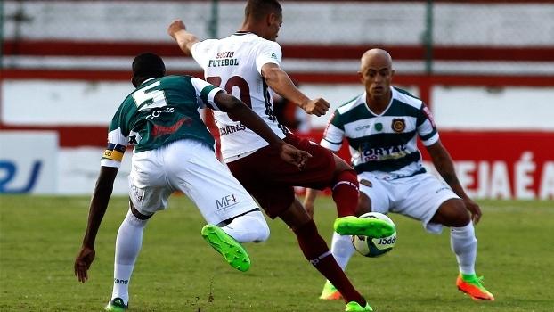 Carioca: Gols de Madureira 2 x 2 Fluminense