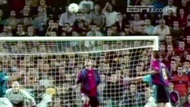 Quem viu? Campeão por Palmeiras, Barcelona e seleção, Rivaldo faz 45 anos