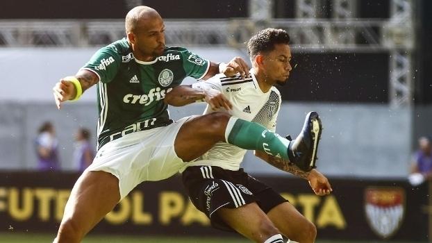Amistoso: Melhores momentos de Palmeiras 1 x 1 Ponte Preta