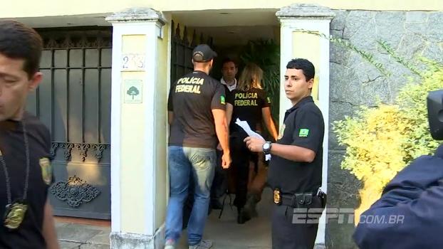 Operação da Polícia Federal prende Nuzman e seu braço direito na Rio 2016