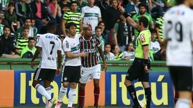 Brasileiro: Gols de Coritiba 1 x 1 Fluminense