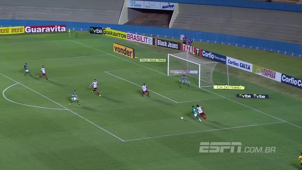 Confira os gols de Goiás 2 x 0 Náutico