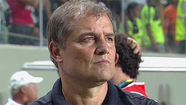 Aguirre nega contato com Flamengo e diz que está avaliando futuro