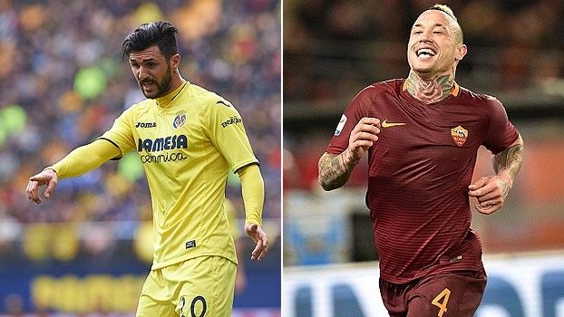 Não perca! Villarreal x Roma se enfrentam nesta quinta, às 18h, na tela da ESPN Brasil e WatchESPN