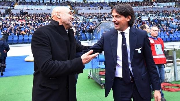 Spalletti trata duelo com a Lazio como 'divisor de águas' para a Roma