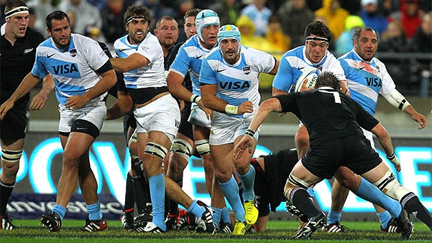 Nova Zelândia atropela Argentina e decide título do The Rugby Championship contra a África do Sul!