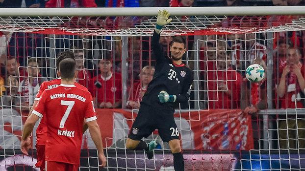 Bundesliga: Gols de Bayern de Munique 2 x 2 Wolfsburg