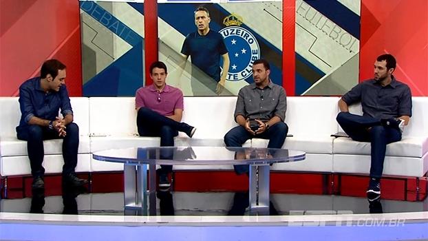 Hofman projeta Cruzeiro bem organizado nas mãos de Paulo Bento; Zé Elias diz que técnico apostará no simples