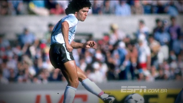 Craque e 'desregrado': relembre a trajetória de Diego Maradona nas Copas do Mundo!