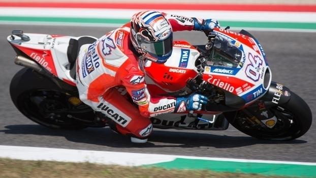 Dovizioso surpreende e leva Ducati à vitória no MotoGP da Itália; veja